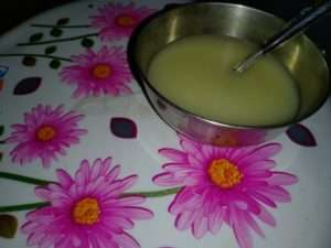 Desi Ghee, home made ghee